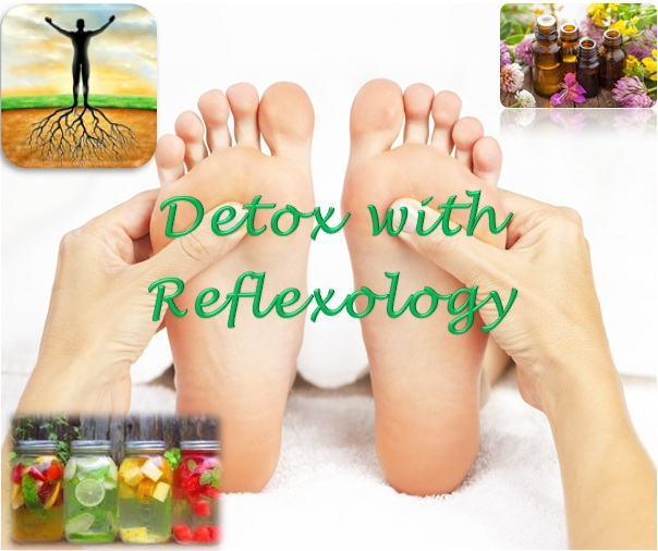 Detox with reflexology